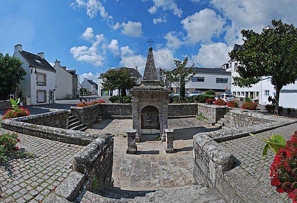 La Fontaine Saint-Cornély
