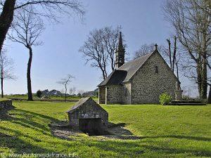 La Fontaine Chapelle de la Madeleine