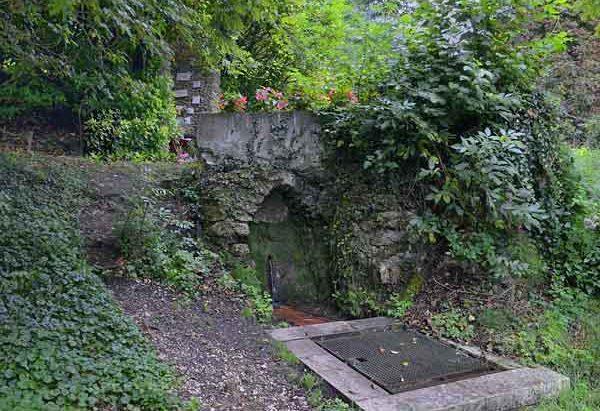 La Fontaine Notre-Dame de Pibèque
