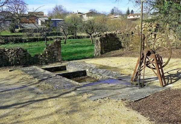 La Fontaine Lavoir de Bonneuil