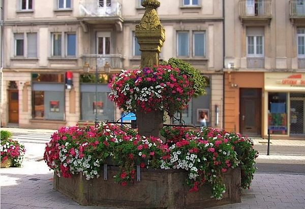 La Fontaine Stockbrunna
