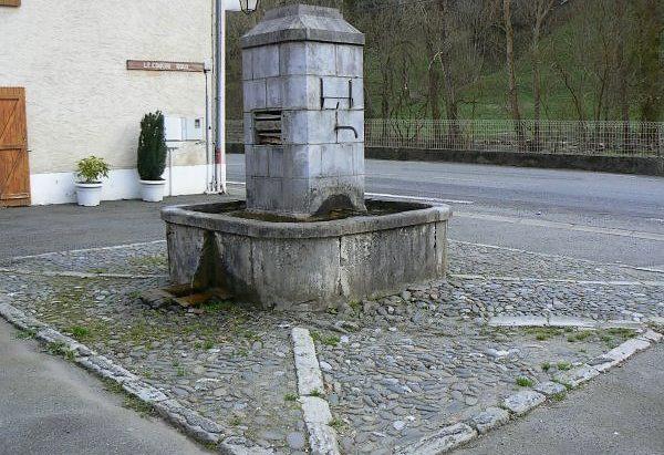 Les Fontaines d'Eygum