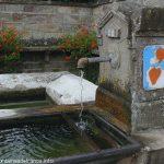 """La Fontaine de la source """"La Corre"""""""