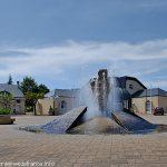 La Fontaine Esplanade de la Liberté