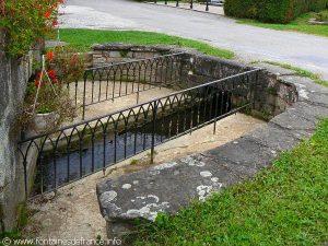La Fontaine du Grand Ruisseau