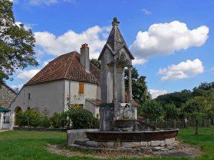 La Fontaine rue de la Vieille Eglise