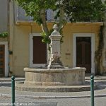 La Fontaine Place des Alliers