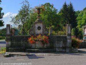 La Fontaine du Bas