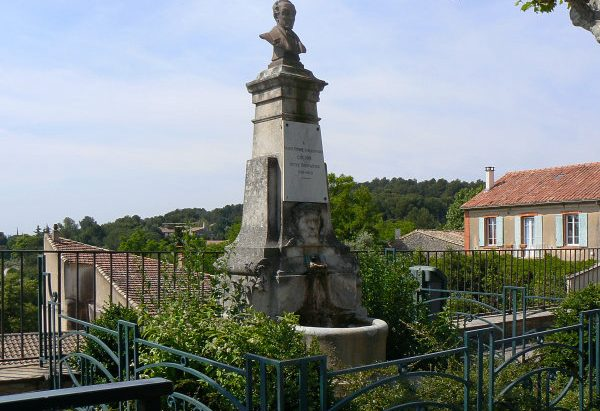 La Fontaine M.P d'Alcantara-Goujon