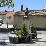 La Fontaine Anfos Tavan