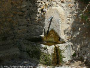 La Fontaine rue St-Paul