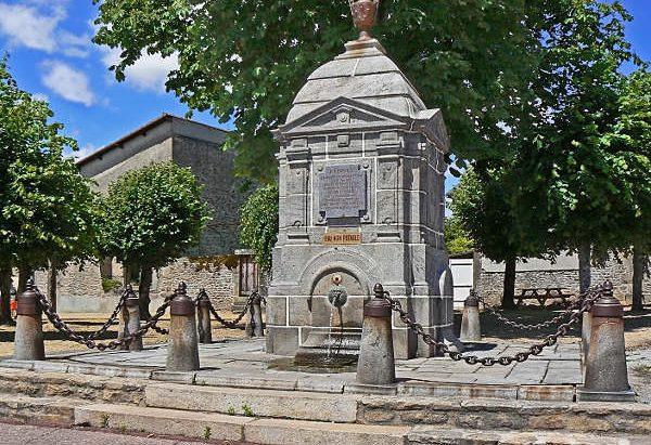 La Fontaine Ducoux