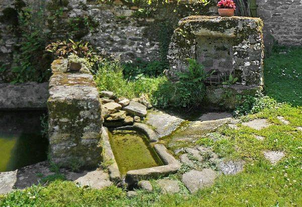 La Fontaine de Lacourrière