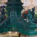La Fontaine Place Marmont