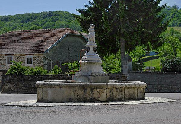 La Fontaine à l'Enfant