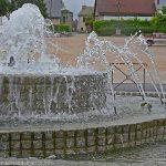La Fontaine Place du Foirail