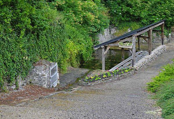 La Fontaine du Lavoir des Langottières