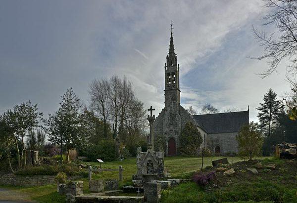La Fontaine Notre-Dame du Drennec