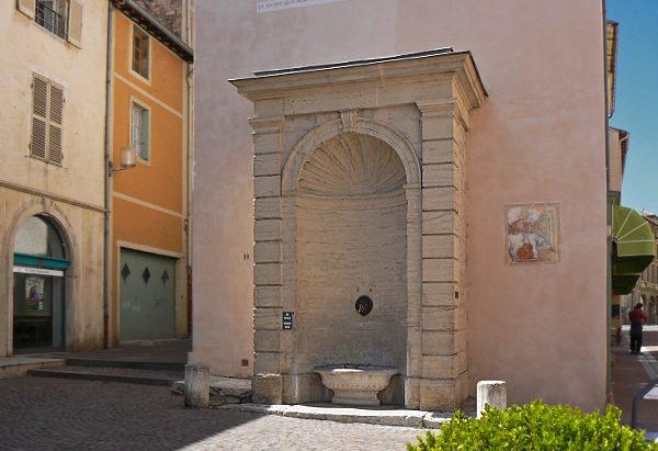 La Fontaine Prud'hon