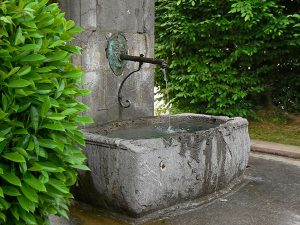 La Fontaine Place des Albroges