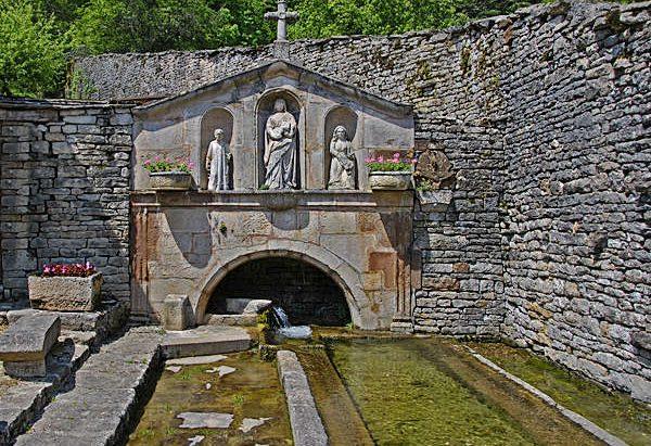 La Fontaine Sainte-Marie du Mont