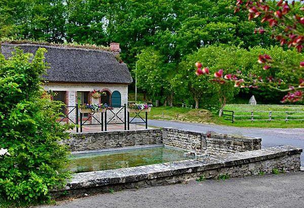 Les Fontaines et le Lavoir