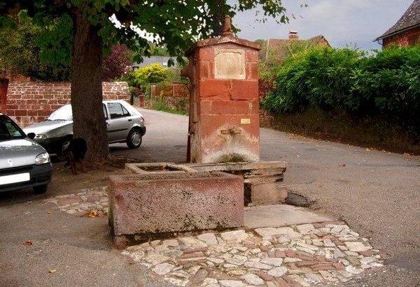 La Fontaine rue de la Barrière