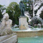 La Fontaine de l'Amiral Bruat