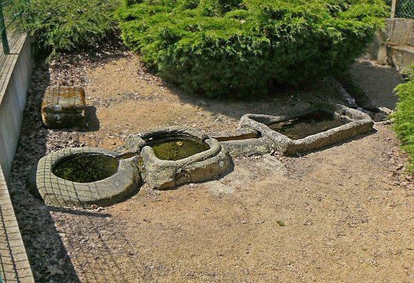 La Fontaine Saint-Patrocle