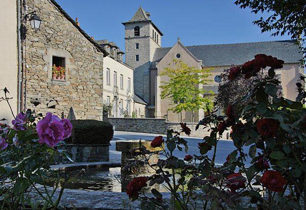 La Fontaine rue de la Mairie