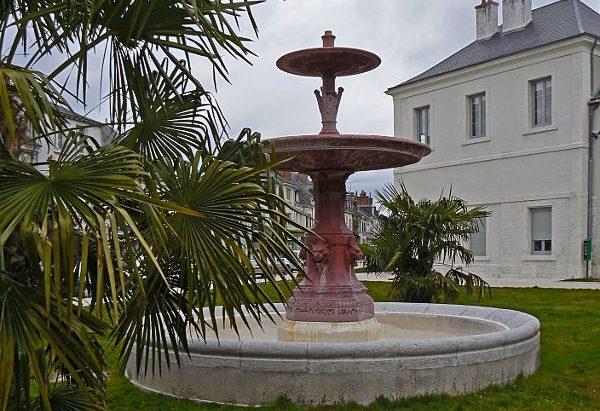 La Fontaine Place Javalet