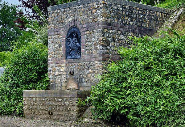 La Fontaine Sainte-Martin