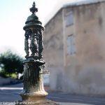 La Fontaine Place Voltaire