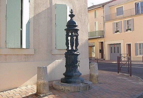 Les Fontaines Wallace de Coursan