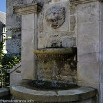 La Fontaine du Bourg