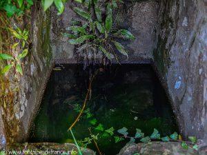 La Fontaine du Port de Morgat