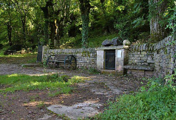 La Fontaine du Moulinou