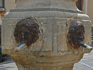 La Fontaine de l'Obélisque