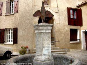 La Fontaine Place de la Fotaine
