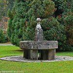 La Fontaine de l'Abbaye de Bonnaigue