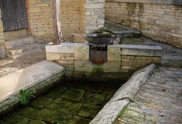 La Fontaine Lavoir de la Panification