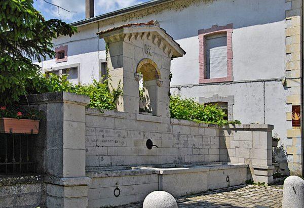 La Fontaine Notre-Dame des Champs