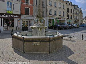 La Fontaine Carnot