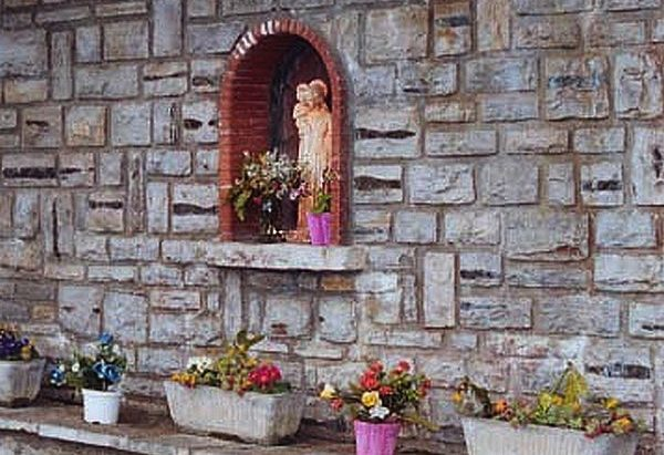La Fontaine Notre-Dame d'Abet