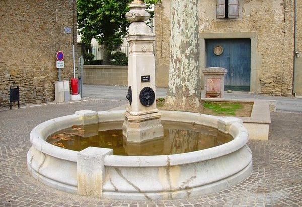 Les Fontaines Place de la République