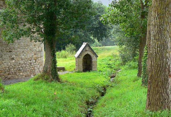 La Fontaine Notre-Dame de Maroué