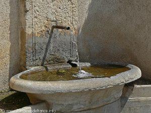 La Fontaine de l'Hôtel Dieu