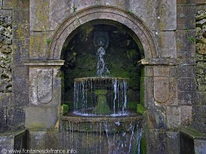 La Fontaine de la Grenouille
