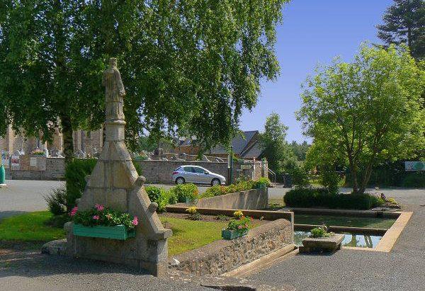 La Fontaine Saint-Evence