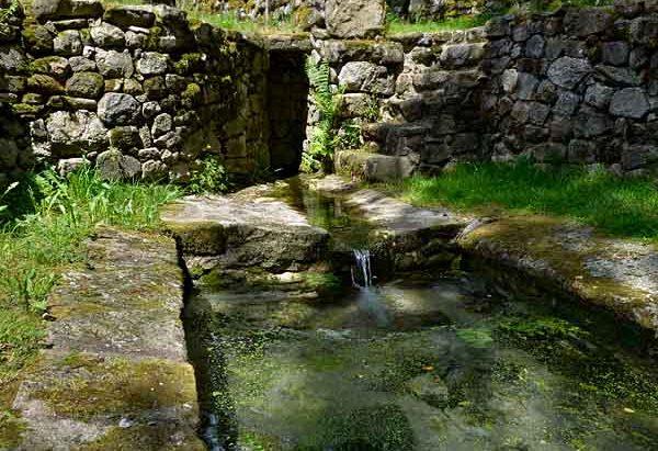 La Fontaine Lou Gassarou